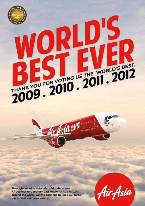 World's Best Low-Cost Airline