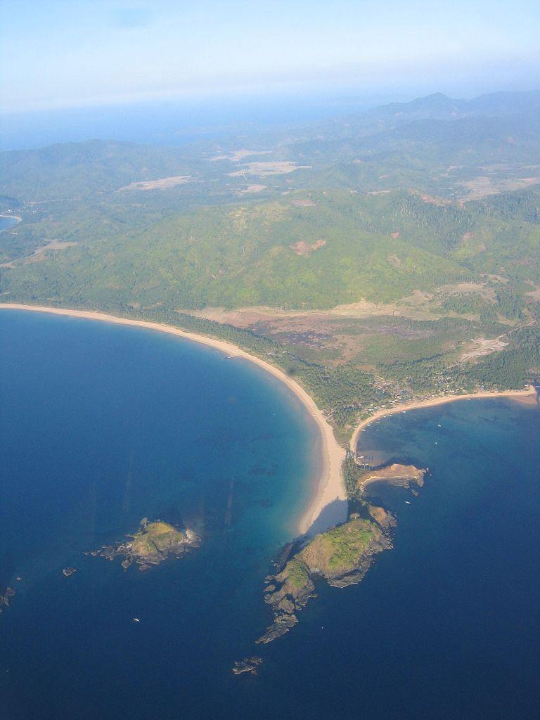 Barangay Bucana, El Nido, Palawan