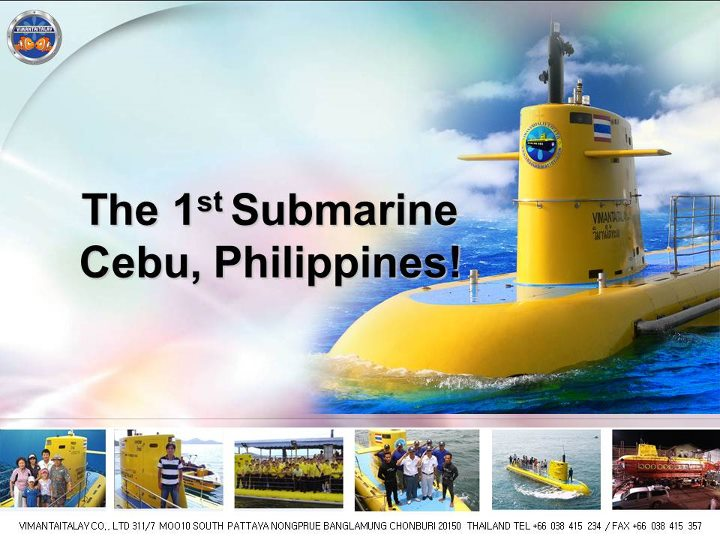 Cebu Yellow Submarine Philippines