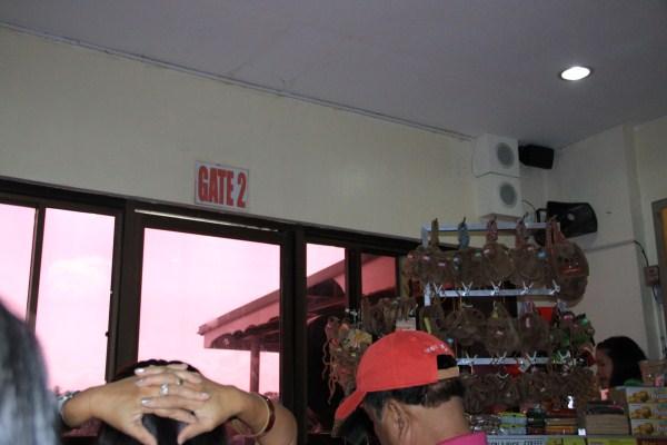 Tagbilaran Airport Gate 2