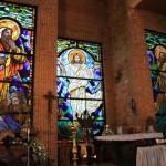 Inside Caleruega Church