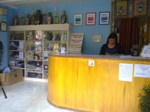 Villa Paraiso Resort Apartelle Office