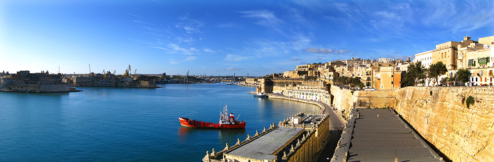 Valletta Harbour View (Photography by viewingmalta.com)