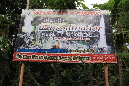 Pueblo El Salvador Cavinti Natures Park Picnic Groves