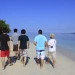 Exploring Potipot Island