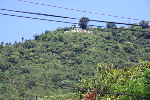 Mount Ping-As in Pakil