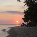 Potipot Beach Sunset