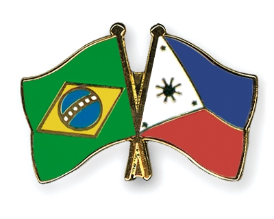 Brazil and Philippines