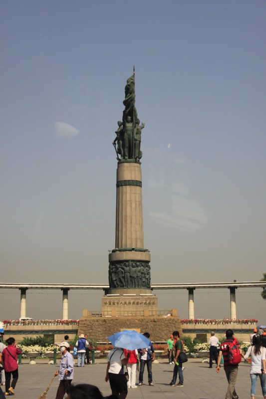 Harbin Flood Control Memorial Tower