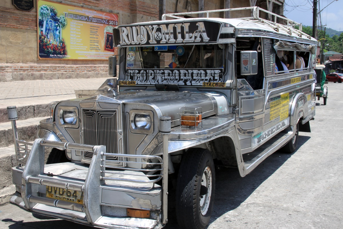 Jeepney: The King of the Road