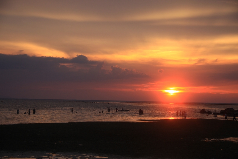 sunset-burot-beach
