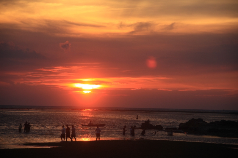 sunset-viewed-from-burot-beach