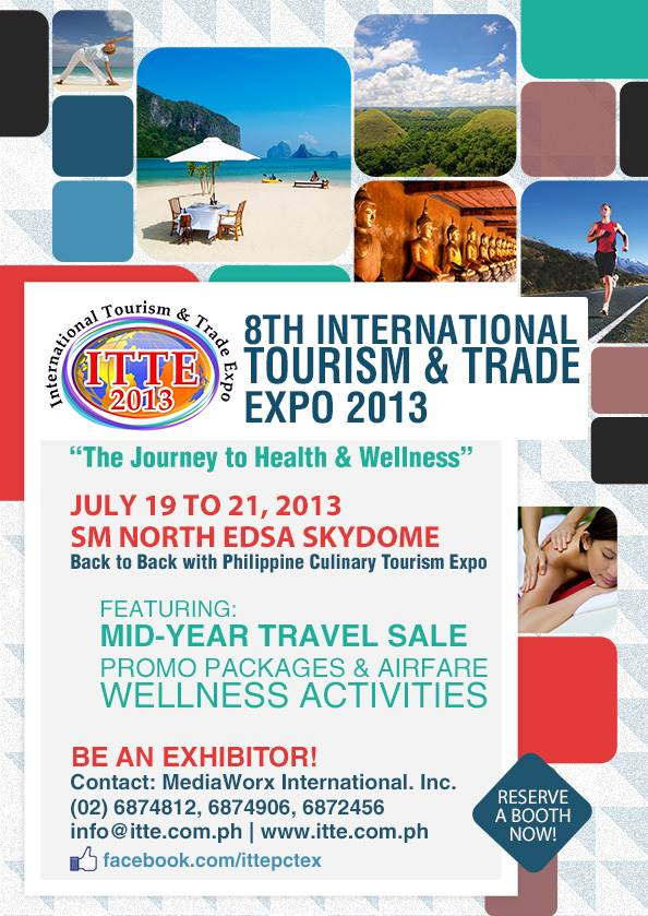 8th International Tourism & Trade Expo (ITTE 2013)