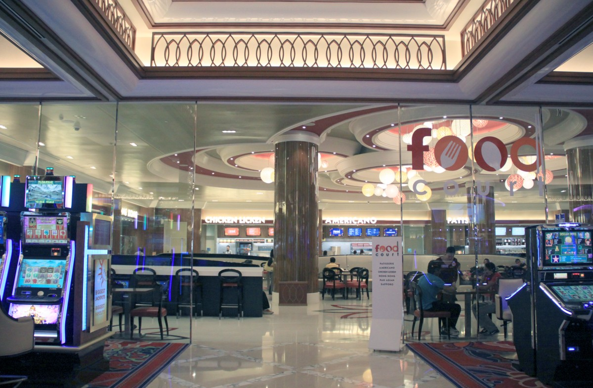 Solaire Resort & Casino Food Court