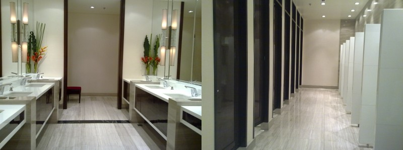 Solaire Resort & Casino Toilet