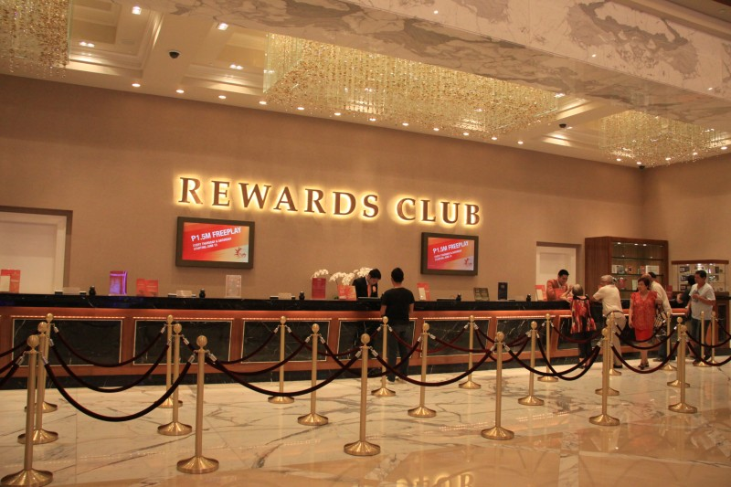 Solaire Rewards Club