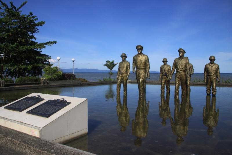 Leyte Landing Memorial