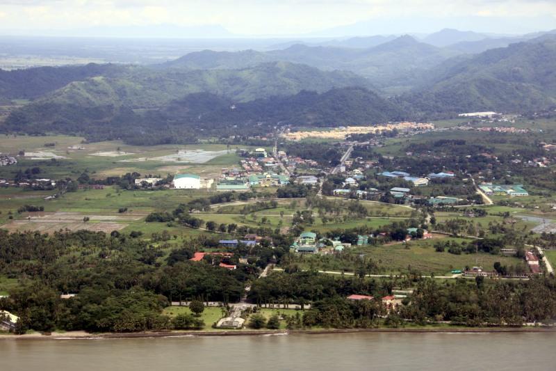 Barangay Candahug