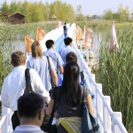 Crossing-Bridge-Binjiang-Wetland