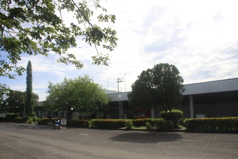 Daniel Z. Romualdez Airport Terminal Arrival Area