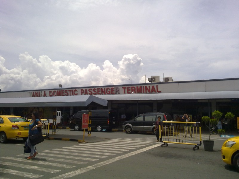 Manila Domestic Passenger Terminal
