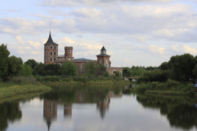 Pavlov Castle