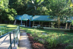 Shed in Tinago Falls Leisure Park