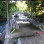 Tinago Falls Viewing Deck