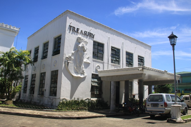Treasury, Leyte Provincial Capitol