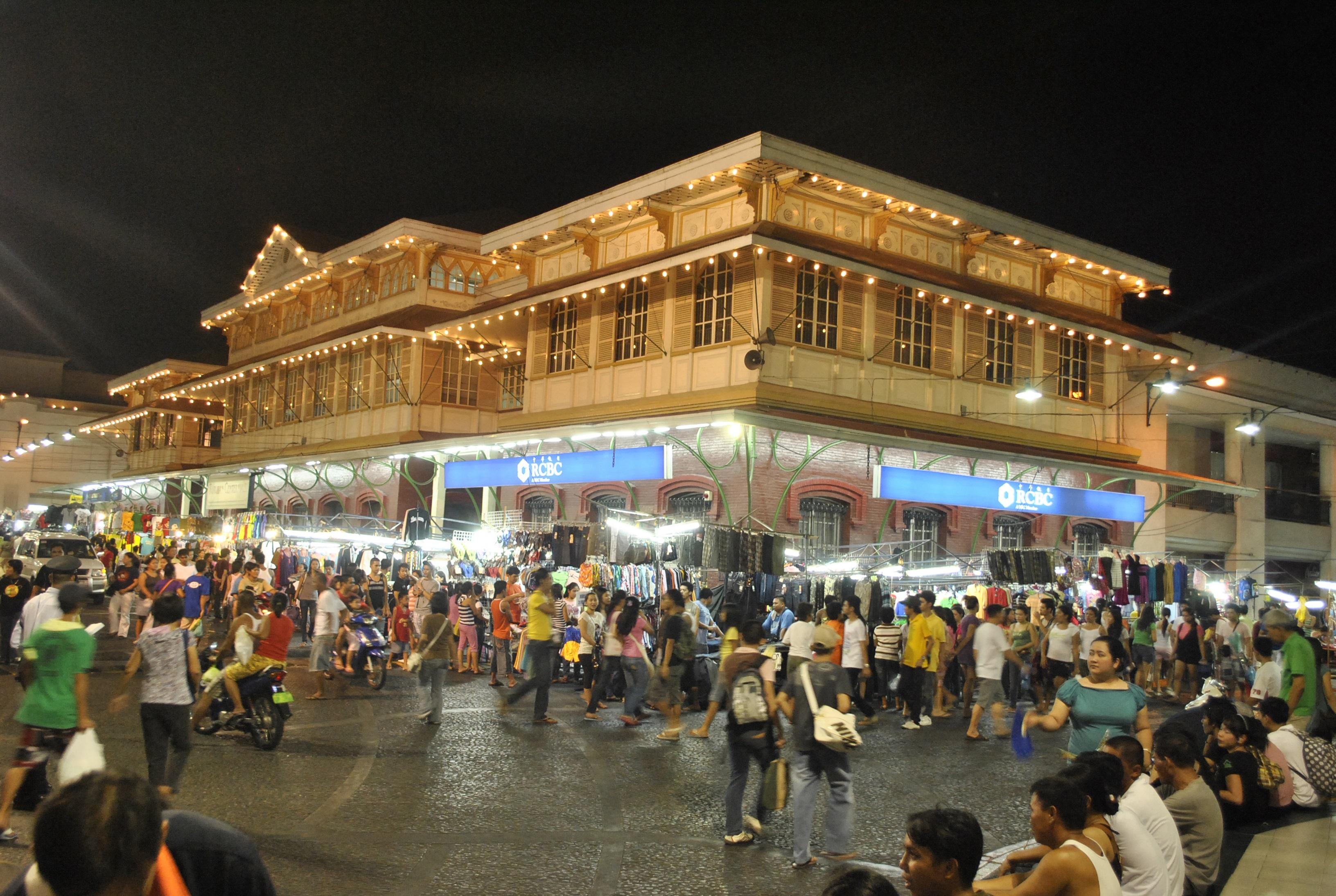 Tutuban Mall Night Market