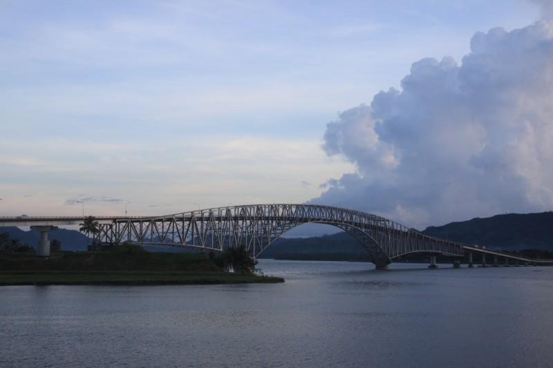 San Juanico Bridge over San Juanico Strait