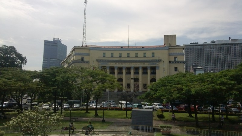 Department of Tourism Headquarters in Manila
