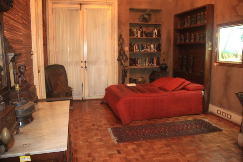 Ifugao Room, one of the guest rooms of Santo Niño Shrine and Heritage Museum