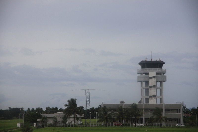 Kalibo International Airport Contrrol Tower