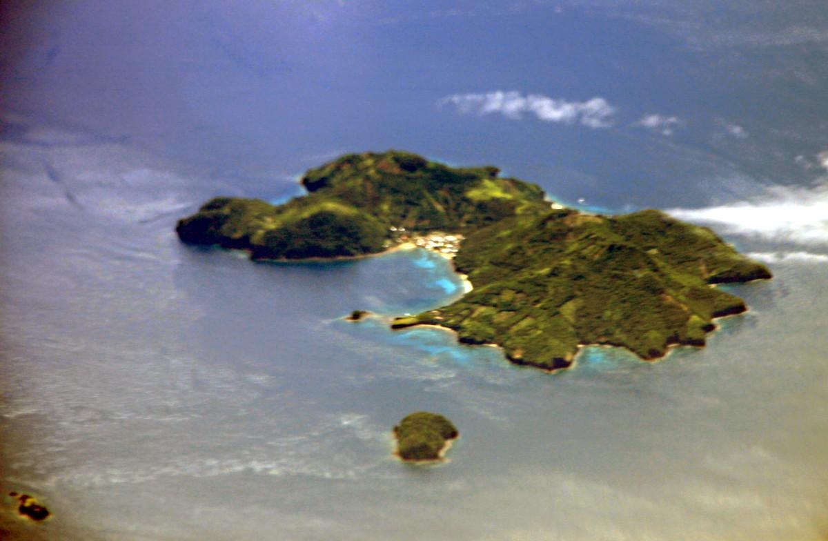 Kerikite Island