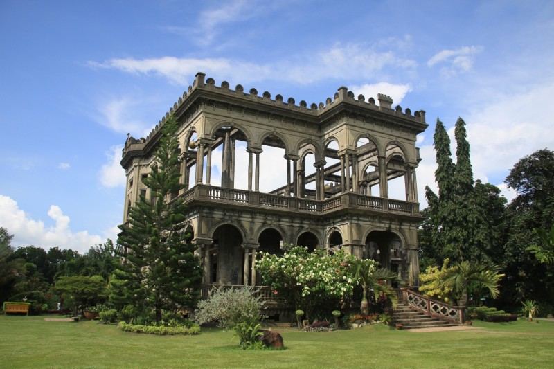 Lacson Mansion in Talisay City, Negros Occidental