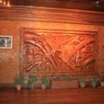 Relief carving of Malakas at Maganda