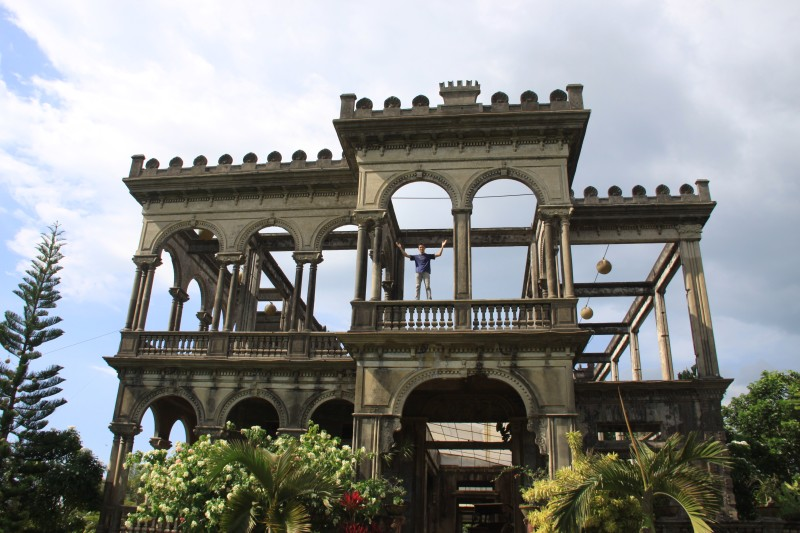 Simento nga Balay in Talisay City, Negros Occidental