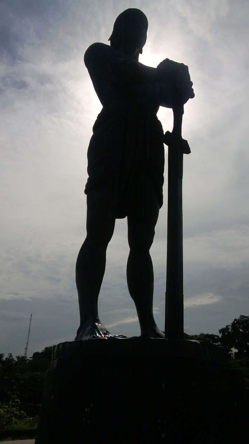 Statue of the Sentinel of Freedom