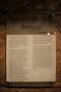 Barangay text