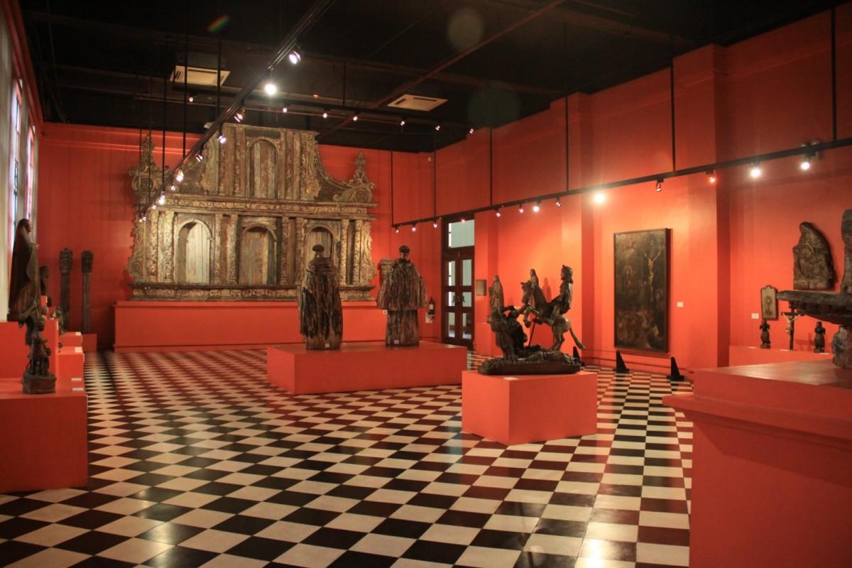 Gallery I (Luis I. Ablaza Hall)
