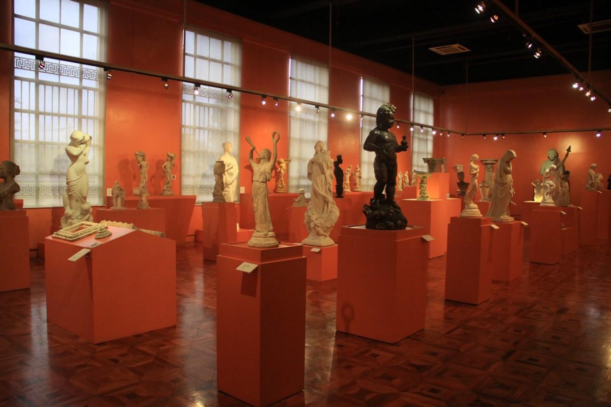 Gallery IV (Fundación Santiago Hall)