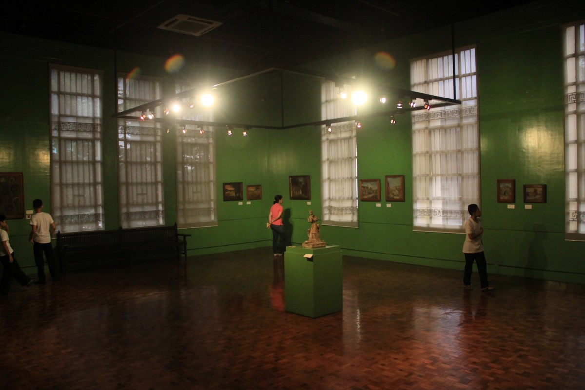 Gallery VIII (Silvina and Juan C. Laya Hall)