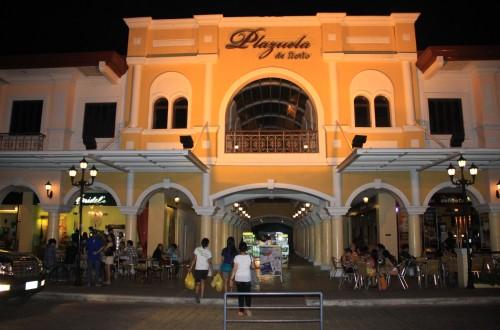 Plazuela de Iloilo walkway