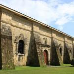 Buttress of Miag-ao Church