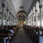 Inside Iglesia de San José de Placer