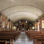 Interior of Miag-ao Church