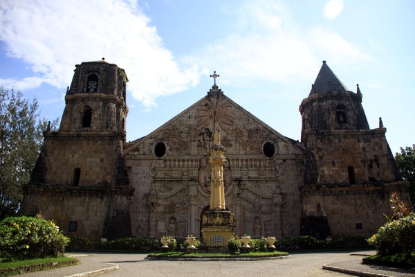 Church of Santo Tomas de Villanueva