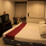 Room 201, a Triple Superior Room at Ong Bun Pension House Bacolod