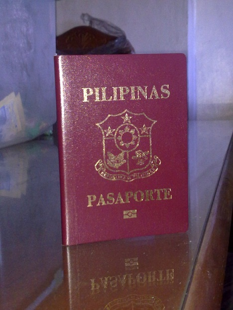 Philipppine biometric passport